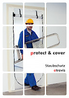 protect & cover - painters - plasterers, dust protection