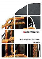 betontherm - concrete protection mats